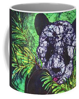 Panda Snack Coffee Mug