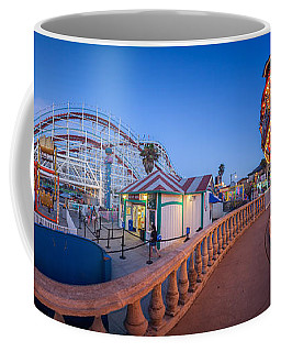 Panorama Giant Dipper Goes 360 Round And Round Coffee Mug