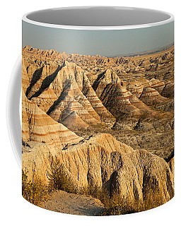 Panorama Point Badlands National Park Coffee Mug