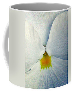 Pansy Flower 19 Coffee Mug