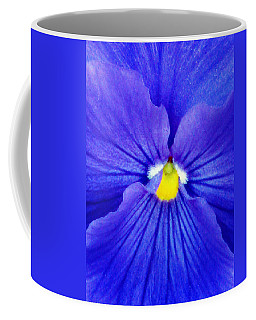 Pansy Flower 37 Coffee Mug by Pamela Critchlow