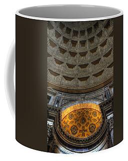Pantheon Ceiling Detail Coffee Mug