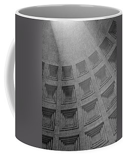 Pantheon Ceiling Coffee Mug