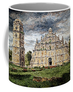 Paoay Church Coffee Mug
