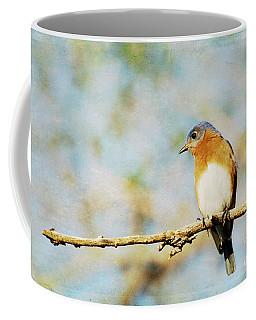Papa Blue Coffee Mug