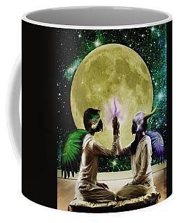 Papagena And Papageno Coffee Mug