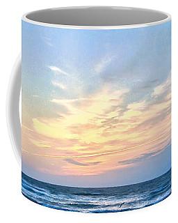 Paraclete At Sunrise  Coffee Mug
