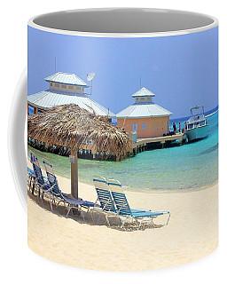 Paradise Docking Coffee Mug