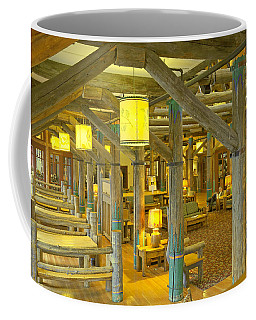 Paradise Inn Lobby Coffee Mug