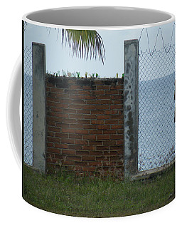 Coffee Mug featuring the photograph Paradise Lost by Brian Boyle