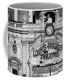 Paradise Movie Theatre Coffee Mug