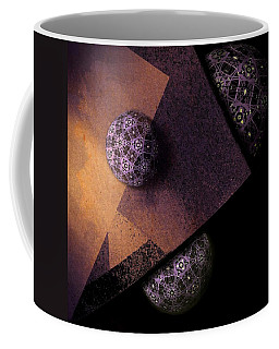 Coffee Mug featuring the digital art Paragon by Susan Maxwell Schmidt