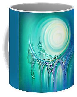 Parallel Ways Coffee Mug