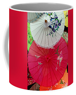 Parasols 1 Coffee Mug