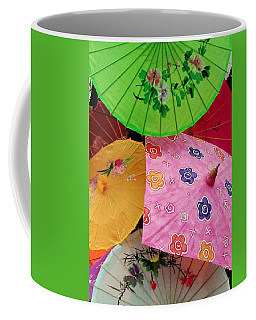 Parasols 2 Coffee Mug