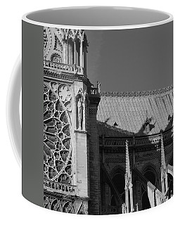 Paris Ornate Building Coffee Mug