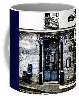 Paris Blues Coffee Mug