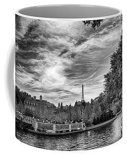 Coffee Mug featuring the photograph Paris by Howard Salmon