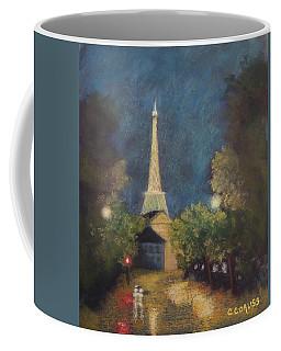 Paris Lights Coffee Mug