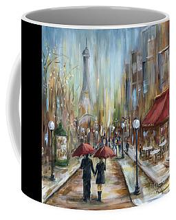 Paris Lovers Ill Coffee Mug