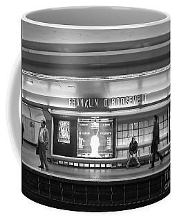 Paris Metro - Franklin Roosevelt Station Coffee Mug