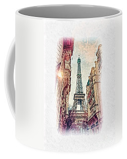 Paris Mon Amour Coffee Mug