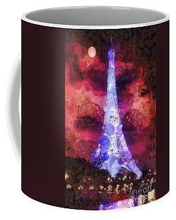 Paris Night Coffee Mug
