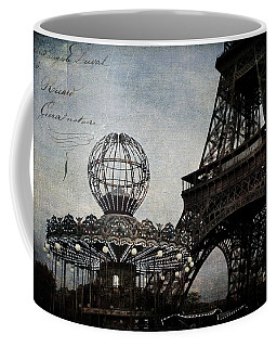 Paris One More Ride Coffee Mug