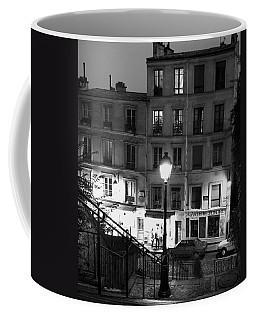 Paris-steps-montmartre Coffee Mug