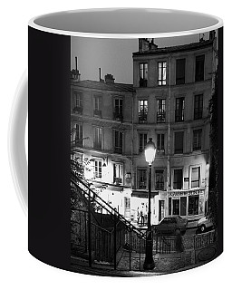 Paris-steps-montmartre Coffee Mug