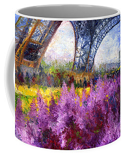 Paris Tour Eiffel 01 Coffee Mug