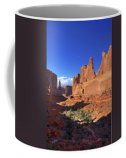 Park Avenue Sunset Coffee Mug