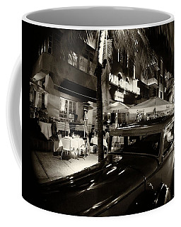 Park Central Hotel Coffee Mug