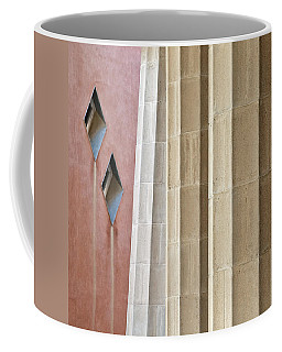 Park Guell Pillars Coffee Mug