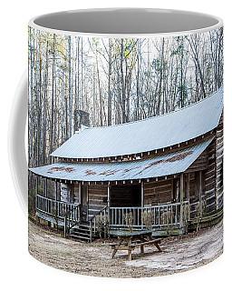 Park Ranger Cabin Coffee Mug