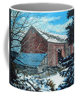 Parker Road Barn Coffee Mug