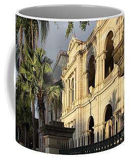 Parlament House In Brisbane Australia Coffee Mug