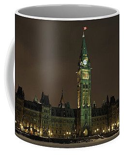 Parliament Hill Coffee Mug