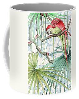 Parrot, 2008 Coffee Mug