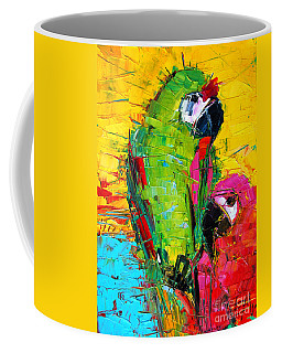 Parrot Lovers Coffee Mug
