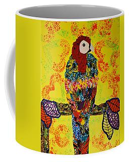 Parrot Oshun Coffee Mug
