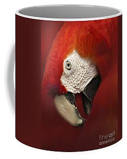Parrot Portrait Coffee Mug