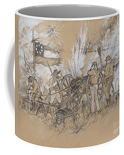Parrott Answer Coffee Mug by Scott and Dixie Wiley