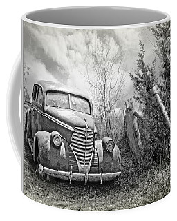 Part Of The Landscape Coffee Mug