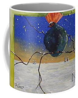 Partridge Perch Coffee Mug