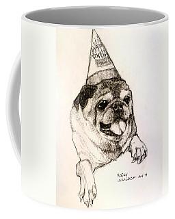 Party Boy Rocky Coffee Mug