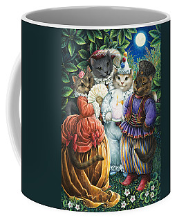 Party Cats Coffee Mug