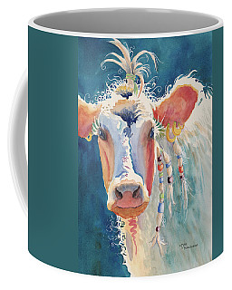 Party Gal - Cow Coffee Mug
