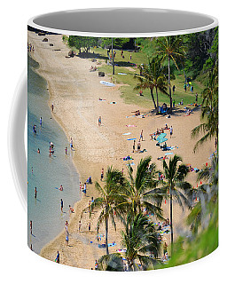 Party On The Beach Coffee Mug