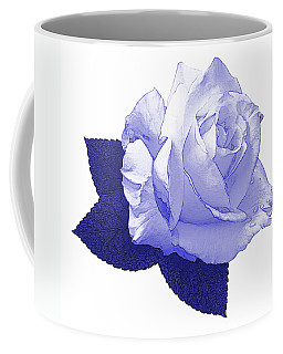 Coffee Mug featuring the photograph Pascali Rose by Jane McIlroy